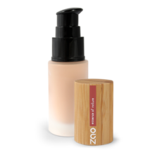 ZAO Silk Foundation 701 Ivory