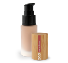 ZAO Silk Foundation 703 Rose Petal