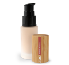 ZAO Silk Foundation 711 Light Sand
