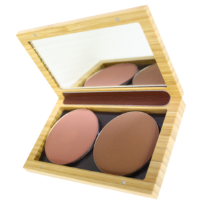 ZAO Refillable Magnetic Bamboo Box