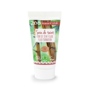 ZAO Refill Silk Foundation 702 Apricot