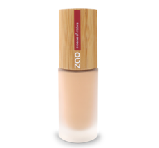 ZAO Silk Foundation 713 Fair Beige