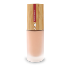 ZAO Silk Foundation 714 Natural Beige