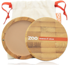 ZAO Compact Powder 302 Beige Orange