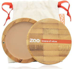 ZAO Compact Powder 302 Beige Orange