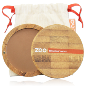 ZAO Compact Powder 305 Milk Chocolate