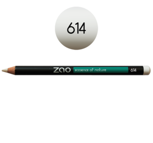 ZAO Pencil Multipurpose Liner 614 White