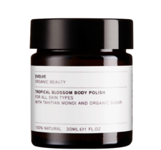 EVOLVE Tropical Blossom Body Polish Body Scrub 30ml