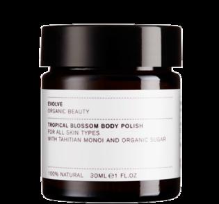 EVOLVE Tropical Blossom Body Polish Body Scrub 30ml