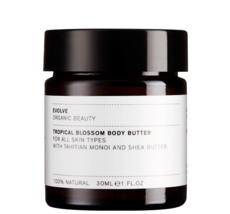 EVOLVE Tropical Blossom Body Butter 30ml