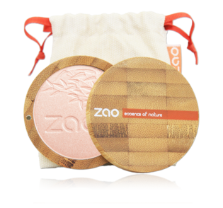 ZAO Shine-up Powder 310 Pink Champagne